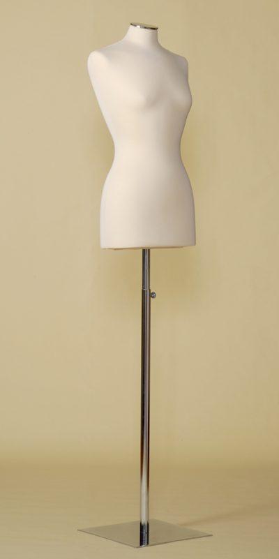 busto-sartoriale-donna-base-ferro-cromata-quadra