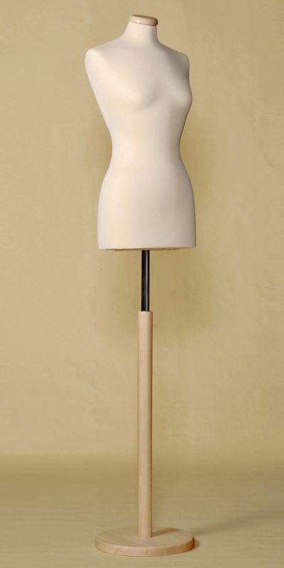 busto-sartoriale-donna-economico-base-legno-tonda