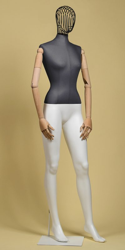 manichino-donna-sartoriale-cotone-cucito-nero-testa-ferro-braccia