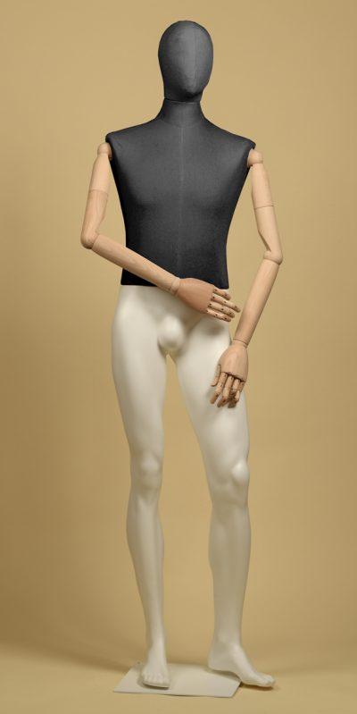 manichino-uomo-sartoriale-cotone-nero-cucito-braccia